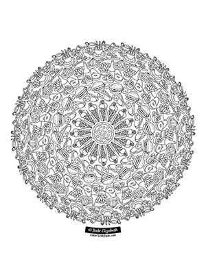 ColorWithJade_Mandala_Foodie_thumb
